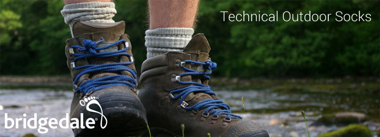 Bridgedale Technical Outdoor Socks - Outdoor Çorapları